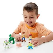 imaginext toy story figure 6 pack