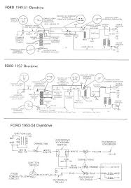 wiring for ford car overdrive