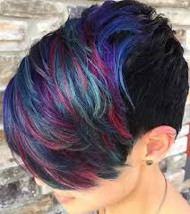 45 stunning short hair color ideas