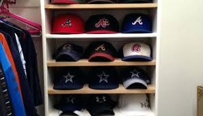 Best Hat Rack Ideas Images On Baseball Display computerglossary