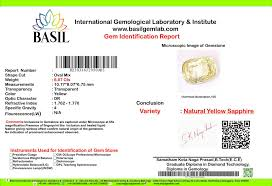 Institute Abids And International Laboratory Gemological Basil fT1RxW