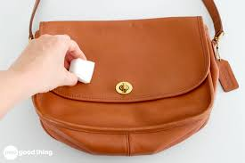 remove scuffs pen marks and dirt build up on leather couches shoes purses and luggage