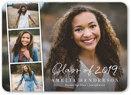 Graduation Announcements For High School Graduation Announcement Etiquette For 2019 Shutterfly