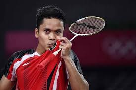 Anthony sinisuka ginting (born 20 october 1996) is an indonesian badminton player. Olhvomt9gko Xm
