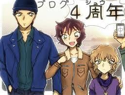 Detective Conan: The Akai Family
