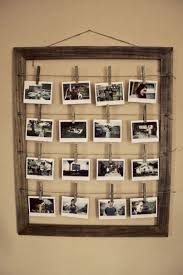 Homemade Rustic Picture Frames Unique Design For Homemade Floating Frame Ideas With Rustic Wooden