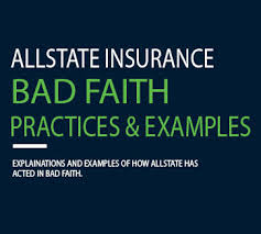 Talk to an allstate agent to learn which coverage option works for you. Allstate Bad Faith Insurance Practices Mccormick Murphy P C