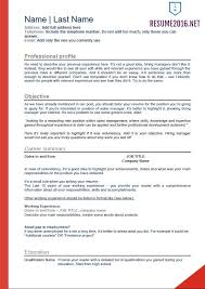 really good cover letters really good resume examples 2016 resume templates for those who
