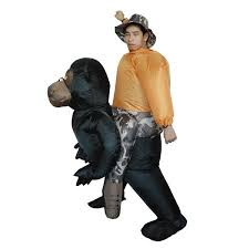 Image result for A Chimpanzee Inflatable Costume
