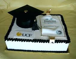 Cupcake Cake Ideas For Boy Graduation Cakes Boys New Grad Decorating