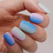 this was the first step to the nail art for pastel polly the swatch can be seen here