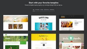 Best Do It Yourself Website Design The 9 Best Website Builders Comparison Hostingfacts Com