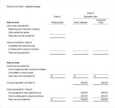 Inventory Report Template Free Excel Documents Download Free Cost ...