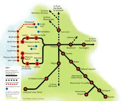 northern trains rail maps Northern Train Line Map northern train rail map northern train line map