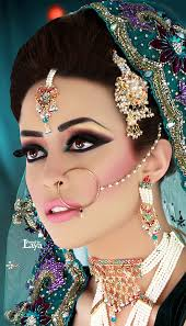 zarah visit us bride makeupdesi bridal makeupindian
