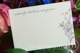 wishes for bride and groom cards flat etched floral design Bride And Groom Wedding Cards well wishes for the bride and groom cards wedding reception guest book alternative etched bride and groom wedding bands