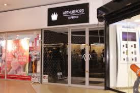 Arthur Ford - Golden Walk Shopping Centre