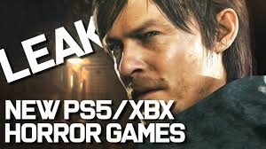 PS5 HORROR GAMES LEAKED! Project Mara ...