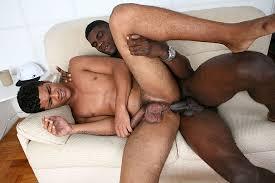 Sex of gay blacks