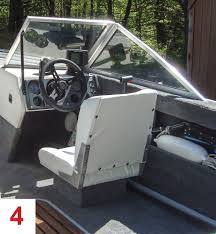 the result is front facing seating for five behind the windshield a lot more storage than i had and a large comfortable aft seat for three that s easily