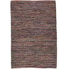 yanna handmade wool rug