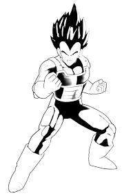 Disegni Da Colorare Di Dragon Ball Z Az Colorare