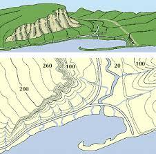 Topographic Map Students Britannica Kids Homework Help