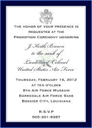 Retirement Invitations Free Free Military Retirement Invitation Template Army Wedding