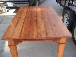 dining room table made in usa. hand crafted custom dining table made from reclaimed wood in usa room