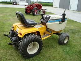 diesel garden tractor. Cub Cadet 1772 Diesel Garden Tractor T