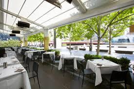 No 8 Restaurant  Alutecnic Retractable Roof System