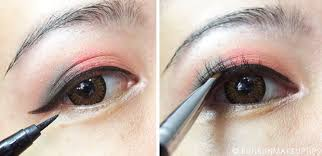 how to use eyelash curler steps. panasonic-eyelash-curler-review-asian-eye-makeup-tutorial_7. how to use eyelash curler steps a