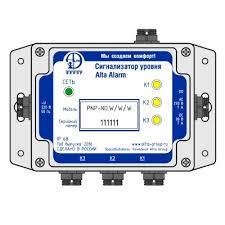 <b>Сигнализатор уровня Alta</b> Group Alta Alarm PNP.NO. W/W/G Ver.3 ...