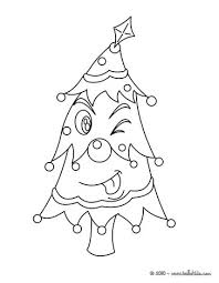 Small Picture CHRISTMAS TREE coloring pages 22 Xmas online coloring books and