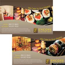 13 Catering Flyer Samples Dni America Flyer Gallery