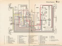 thesamba com karmann ghia wiring diagrams 1970 usa