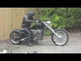 chopper harley burnouts bobbers ac dc youtube