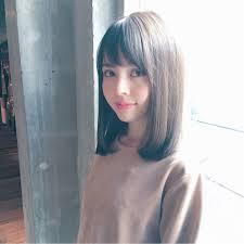 小顔に見える髪型が知りたい輪郭カバーする小顔ヘア特集 髪型