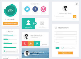 20 Free Ui Kits Icons For Your Flat Web Designs