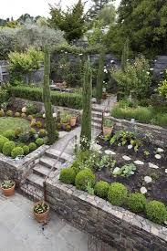 Landscape Design Ideas Sloped Backyard Google Search