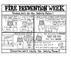 Small Picture Fire Safety For Kids Coloring Pages Children Coloring Pilular