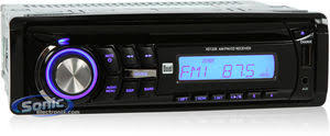 dual xd1228 am fm cd car stereo receiver w front 3 5mm aux input Dual Xd1228 Wiring Harness product name dual xd1228 dual xd1228 wiring harness diagram