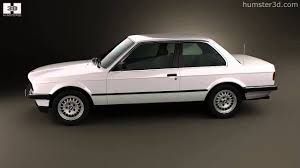 BMW 3 Series 1990 bmw 3 series : BMW 3 Series coupe (E30) 1990 by 3D model store Humster3D.com ...