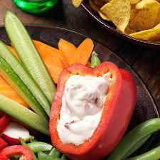 Roasted Red Pepper Dip | Recipe | Stuffed peppers, Recipes, Stuffed pepper  dip