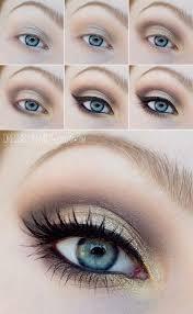 natural smokey eye tutorial for beginners