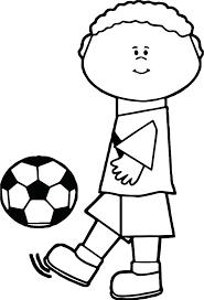 Soccer Color Pages Gyerekpalotainfo