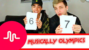 MUSICALLY OLYMPICS Ft. Last Mann CRINGE WARNING YouTube