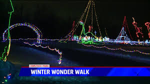 Fifth Third Ballpark Lights Christmas Lite Show Kicks Off With Winter Wonder Walk
