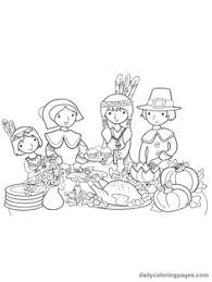 Small Picture Happy thanksgiving coloring pages wwwmnitworkforceorg