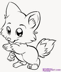 Small Picture Coloring Pages Of Cute Animals Best Coloring Pages Boyama